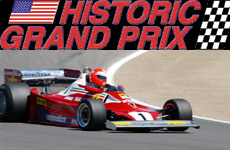 The history of Formula One is preserved on-track.